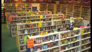 video store